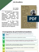 """A """"Pré-História"""" do Brasil.ppt"""