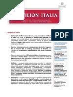Circolare informativa Italian Pavilion su Wechat