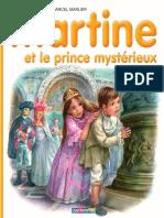 60 - Martine et le prince Mysterieux