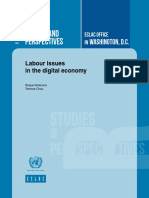 Labour issues in the digital economy CEPAL