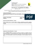 Informe Corto Práctica 1- Propiedades de los Fluidos