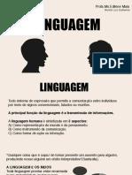 Aula Linguagem - Aula 2