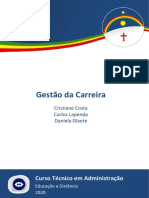ADM - GESTÃO DE CARREIRA