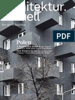 Architektur Aktuell - October 2019