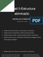 Unidad II-Estructura atómica(b)