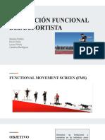 Evaluación Funcional del deportista FMS Y SLS