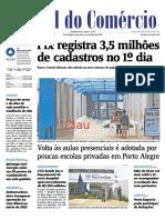 Jornal Comércio RS 06.10.2020