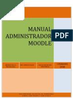 manual administrador moodle