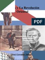 Artigas y La Revolución Oriental