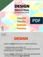 Design Industrial Produto