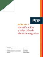 Identificación y selección de ideas de negocios..pdf