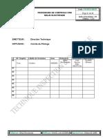 procédure  balais electrique 01