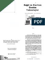 kağıt fabrikasyonu ders kitabı