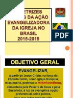 Apresentação das Diretrizes-2015-2019