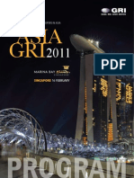 Asia GRI 2011 - Singapore - 16 February - Program Book