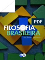 Filosofia Brasileira - Ronie Alexsandro Teles da Silveira