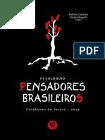 Pensadores Brasileiros - Cardoso e Margutti 2