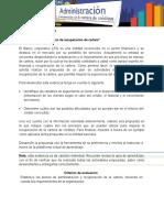 Evidencia-1 Propuesta-Plan-de-Recuperacion-de-Cartera