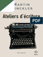Martin Winckler - Ateliers decriture .pdf
