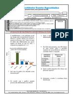 Av8. de Matemática de Rec. Paralela-I (fabio) 6ª Série M