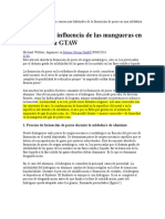 ESTUDIO MICROPOROS EN SOLDADURA