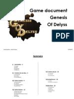 Genesys Of Delyss - GDD