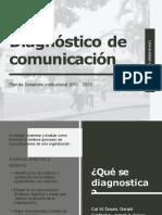 Diagnóstico comunicación PDI 2019 - 2023