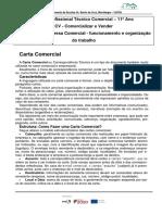 CV - UFCD 0373 - Carta Comercial