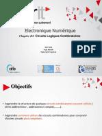 chapitre2 Cours (Part. 2) Circuits combinatoires (1).pdf