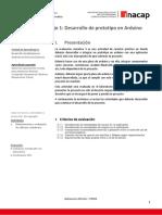AAI_TIDS08_Guía de trabajo 1 Desarrollo de prototipo en Arduino
