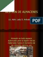 Clase 1 - Adm. de Almacenes