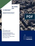 Informe Académicos U. de Chile