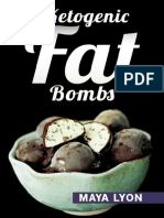 Ketogenic Diet Fat Bombs 40 Decadent Low Carb, High Fat Dessert and Sweet Snack Recipes for Rapid Weight Loss (Beginners Ketogenic Desserts Cookbook) ( PDFDrive.com )