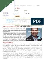 ERP Implementation at BPCL   Free Case Studies   Case Study Download