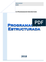 3. TEORÍA UNIDAD III PROGRAMACIÓN ESTRUCTURADA