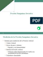 Presión Sanguínea Invasiva 1