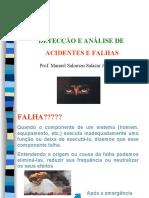 Falhas e acidentes