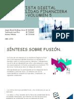 Revista digital contabilidad financiera v -volumen 5