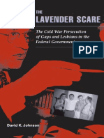 David K. Johnson - The Lavender Scare_ The Cold War Persecution of Gays and Lesbians in the Federal Government (2004, University Of Chicago Press) - libgen.lc.pdf
