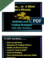 NASDAQ Level II Trading Strategies