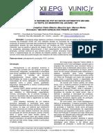 Artigo - Funcionamento Do Sistema de PCP Do Setor Automotivo Em Uma Indústria Têxtil Do Município de Jacareí