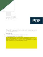 Evaluación Unidad 1 Matemáticas Financieras