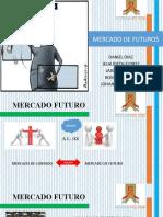 mercado futuro diapositiva