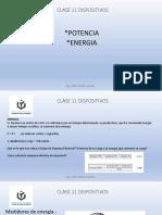 CLASE 11 DISP 1NPotEnergía