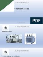 CLASE 12 DISP 1N Transformadores