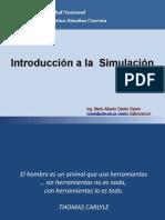 Simulacion - Sesion 01 Introduccion a la Simulacion.pptx