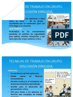 TECNICAS DE TRABAJO EN GRUPO (2)