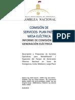 Plan País- Generación Eléctrica_03 Mayo_2019