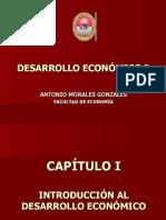CAP 1 Introducción al Desarrollo Económico El Escenario y Teoría Clásicas