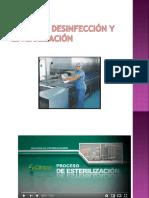 Métodos Técnicas Limpieza Desinfección Esterilización